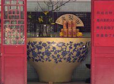 Tea House - Beijing