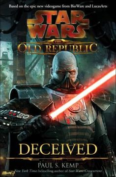 "A novelization of plots in the online video game ""Star Wars: The Old Republic"" shares the story of a mysterious Sith Lord who defies the Empire and destroys the Jedi Temple, setting the stage for the Treaty of Coruscant."
