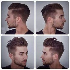 发型对于男人是最重要 So Find Your Own Perfect Hairstyle | Giga Circle