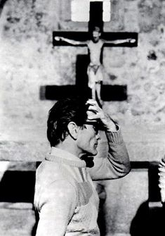 "upontheoceanfloor:  ""Pier Paolo Pasolini (5 March 1922 – 2 November 1975)  """