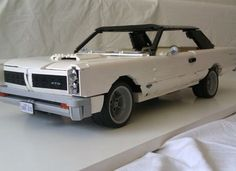 Hi guys :) I´m presenting my another creation for you - 1965 Pontiac GTO. It has following functions: - openable doors, hood, trunk - front axle: independent suspension, rear:...