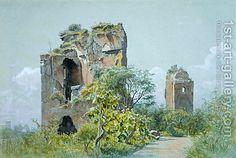 Sette Sale (Villa Brancaccio, Rome) by William Stanley Haseltine