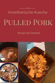 amerikanisch kochen auf Deutsch