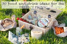 50 picnic food ideas | DIY BLOGDIY BLOG