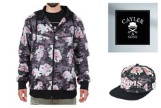 CAYLER & SONS  PARIS  New Collection now at HoodBoyz Shop here  http://www.hoodboyz.co.uk/cayler-and-sons/