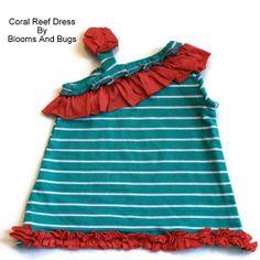 one shoulder dress sewing pattern