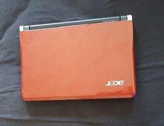"Acer Aspire One D255E-N55DQrr 10.1"" (250GB 1.5GHz 1GB) Notebook - Ruby -..."