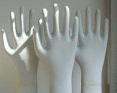 Glove hands