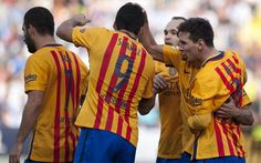 Luis Enrique iguala a Rijkaard en el FC Barcelona