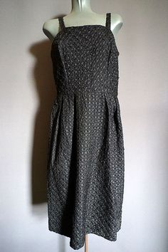vintage Little Black Dress from The Mabs Collection for sale Dresses For Sale, Summer Dresses, High Fashion, Vintage Outfits, How To Wear, Clothes, Collection, Black, Women