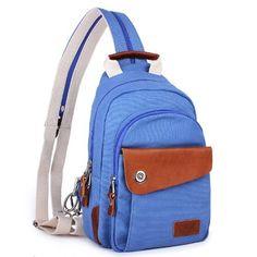 Trendy-generation Korean version of casual multi-functional shoulder bag backpack small shoulder bag women new canvas travel bag chest pack TGLOE, http://www.amazon.co.uk/dp/B00CRVXNHC/ref=cm_sw_r_pi_dp_p1AZrb05G7J5H