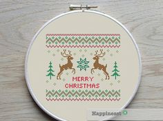 Hey, I found this really awesome Etsy listing at https://www.etsy.com/listing/206381705/christmas-cross-stitch-pattern-merry