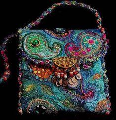 Bohemian bag and personal favorite