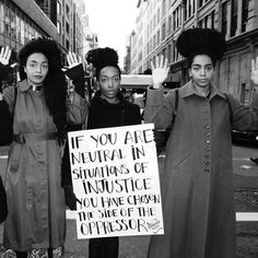 If you are neutral in situations of injustice you have chosen the side of the oppressor - Desmond tutu