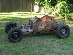 1915-1925 Model T hot rod roadsters