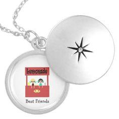 Best Friends Lemonade stand 3  Jewelry by AbundanceLoveTrip  $31.75