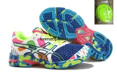 new style 9caef deb51 Buy Lastest Asics Gel Noosa Tri 7 Shoes Blue White Green For Women from  Reliable Lastest Asics Gel Noosa Tri 7 Shoes Blue White Green For Women  suppliers.