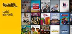 Molotov se renforce : bookmarks, application pour TV Samsung, pack Ciné+ et Chromecast