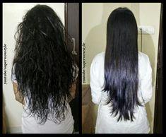 Egg Hair Mask - Silky Shiny Hair! - (Indian Hair Care Secrets)    Damage...