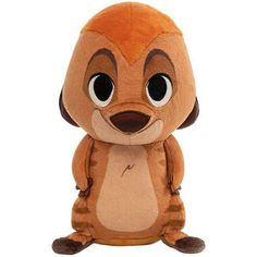 There's nothing better than snuggling up with a good book or movie. Now you can snuggle with character from your favorite book or movie! Based on the Lion King film, this SuperCute Plush is Timon. Milo Disney, Disneyland, Lion King Timon, Tree Sale, Toys For Girls, Snuggles, Tigger, Scooby Doo, Plush
