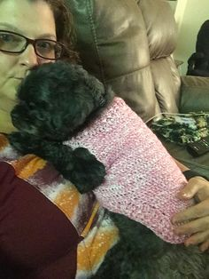Ravelry: Basic Ribbed Dog Sweater pattern by Shelley Moore Crochet Dog Sweater Free Pattern, Knitting Patterns Free Dog, Knit Dog Sweater, Dog Pattern, Crochet Patterns, Ribbed Sweater, Animal Sweater, Crochet Ideas, Loom Crochet