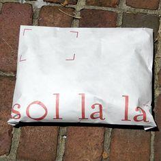 Custom branded Tyvek shipping envelopes. #brandedpackaging #shipping