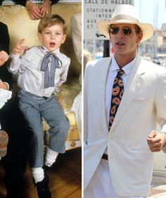 Andrea Casiraghi - son of princess Caroline of Monaco - 2012 at age Queen And Prince Phillip, Prince Charles And Diana, Andrea Casiraghi, Charlotte Casiraghi, Prince Of Monaco, Feminine Face, Screen Icon, Monaco Royal Family, Kids Around The World