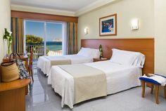 Habitación Doble #h10playasdemallorca #playasdemallorca #h10 #h10hotels