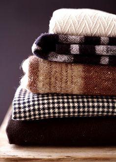 cozy winter throws