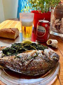 ΜΑΓΕΙΡΙΚΗ ΚΑΙ ΣΥΝΤΑΓΕΣ 2: Τσιπούρες στο φούρνο με λαδορίγανη!!! Greek Recipes, Fish Recipes, Seafood Recipes, Recipies, Cooking Recipes, Good Food, Yummy Food, Fish Dishes, Fish And Seafood