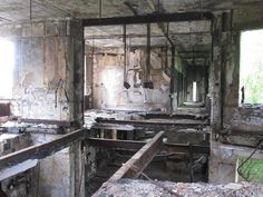 Severalls Asylum by Keïteï, via Flickr