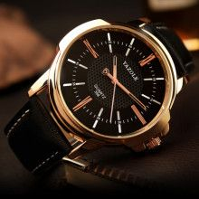 #Watch #MyPick #QuartzWatches #Quartz  2017 Top Brand Luxury Famous Quartz Watch Men  Wristwatches Male Clock Leather Wrist Watch Business Fashion Casual Dress Watches | 10.18 $ | Best price guarantee!