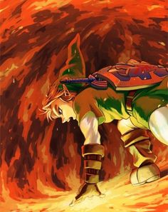 Legend of Zelda Art