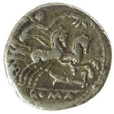 Cipia, Denarius, EF(40-45), Silver, Babelon #1, 3.10