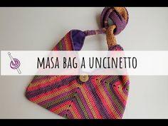 Come realizzare una masa bag - tutorial uncinetto - YouTube Bago, Video, Crochet, Youtube, Ganchillo, Crocheting, Knits, Youtubers, Chrochet