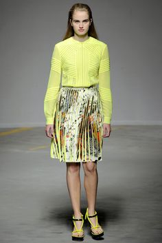 Christopher Kane - Spring 2011 Ready-to-Wear