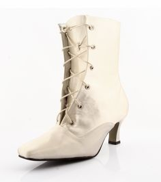 Elegant bride boots wedding shoes single shoes boots satin high square toe boots mb 028-in Shoes on Aliexpress.com