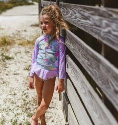 Girls Bathing Suits - Tropical Delight Let her spend her days catching rays and splashing away in our uniquely designed lovable Kryssi Kouture Exclusive swimsuits! Our swimsuits come in a style for every little & big gal.