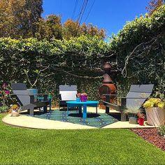 Adirondack Chair Modern Outdoor Furniture - Loll outdoor furniture