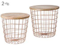 Tablett-Tisch-Set Settle, 2-tlg. Jetzt bestellen unter: https://moebel.ladendirekt.de/wohnzimmer/tische/satztische/?uid=7bc6caf4-46f9-517f-9474-0ff0732da525&utm_source=pinterest&utm_medium=pin&utm_campaign=boards #satztische #wohnzimmer #tische #tischsets