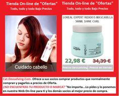 Devuelving Tienda Online y Comercio por Internet: LOREAL EXPERT RIZADOS MASCARILLA SHINE CURL 500ML....