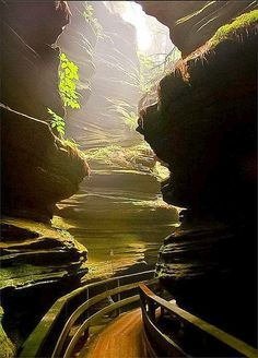 ✯ Witches Gulch, Wisconsin Dells, USA
