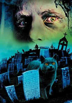 Horror Movie Art : Pet Semetary