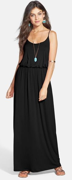 Cute maxi! http://www.theperfectpalette.com/2015/05/nordstrom-half-yearly-sale-ends-531.html