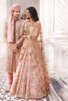 Blue Color Embroidered Lehenga by Bollywood Online Shopping Shop - Online shopping for Lehenga Cholis on MyShopPrime - Indian Wedding Outfits, Bridal Outfits, Indian Outfits, Bridal Dresses, Pink Bridal Lehenga, Designer Bridal Lehenga, Pink Lehenga, Lehenga Wedding, Indian Attire