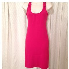 FINAL SALE   Pink Sweater Dress Beautiful Sweater Dress that can be worn with leggings and boots or booties. Size small. 20% Off two items or more. Trades PP. Reasonable offers always welcome  Dresses Mini