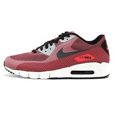 3dc658861cf Nike Air Max 90 Jacquard Gym Rood / Licht Crimson Dames Schoenen,Wearing  trainers will