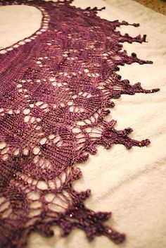 Ravelry: Sweet Dreams pattern by Boo Knits - edge!