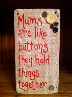 Hey, I found this really awesome Etsy listing at https://www.etsy.com/listing/162629193/rustic-handmade-hand-painted-mothers-day
