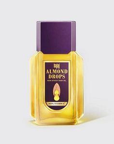 Bajaj Corp Restages Its Iconic Brand Bajaj Almond Drops Hair Oil for the First Time in 25 Years Hair Oil, Vitamin E, First Time, Almond, Perfume Bottles, Drop, News, Almond Joy, Perfume Bottle
